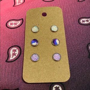 Women's Earring Jewelry Bundle